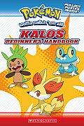 Pokemon Kalos Beginners Handbook