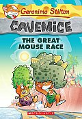 Cavemice 05 The Great Mouse Race Geronimo Stilton