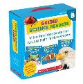 Guided Science Readers: Level B [With Sticker(s) and Activity Book]