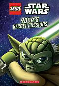Lego Star Wars: Yoda's Secret Missions (Chapter Book #1) (Lego Star Wars)