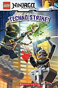 Techno Strike! (Lego Ninjago: Masters of Spinjitzu)