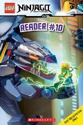 Lego Ninjago: The Titanium Ninja (Reader #10) (Lego Ninjago)