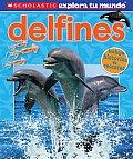 Scholastic Explora Tu Mundo: Delfines: (Spanish Language Edition of Scholastic Discover More: Dolphins) (Scholastic Explora Tu Mundo)