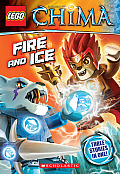 Lego Legends of Chima: Fire and Ice (Chapter Book #6) (Lego Legends of Chima)