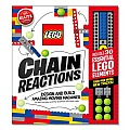 Lego Chain Reactions: Design & Build Amazing Moving Machines by Pat Murphy And The Scientists Of Klutz L