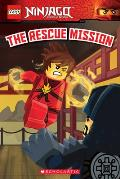 Lego Ninjago #11: Lego Ninjago: The Rescue Mission (Reader #11)
