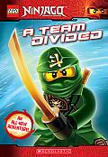 Lego Ninjago: A Team Divided (Chapter Book #6) (Lego Ninjago)