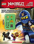 Lego Ninjago: The Tournament of Elements (Activity Book with Minifigure) (Lego Ninjago)