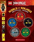 World of Ninjago: Official Guide (Lego Ninjago)