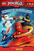 Lego Ninjago #2: Lego Ninjago: Maestros de Spinjitzu (Lector No. 2)