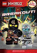 Lego Ninjago #8: Lego Ninjago: Breakout (Chapter Book #8)