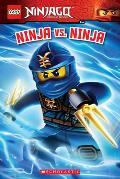 Lego Ninjago Readers #12: Lego Ninjago: Ninja Vs Ninja
