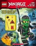 Way of the Ghost Activity Book [With Minifigure] (Lego Ninjago)