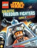Galactic Freedom Fighters Activity Book (Lego Star Wars)