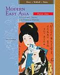 Modern East Asia From 1600 2nd Edition