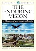 Boyer Enduring Vision Dolphin Edition Complete Second Edition