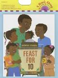 Feast for 10 [With CD]
