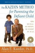Kazdin Method for Parenting Defiant Child-with DVD (08 Edition)