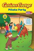 Curious George Pinata Party (Curious George - Level 1)