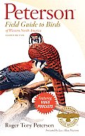 Peterson Field Guide to Birds of Western North America (Peterson Field Guides) Cover