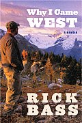 Why I Came West (08 Edition) Cover