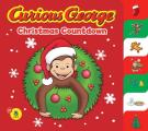 Curious George Christmas Countdown (Curious George Board Books)