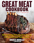 The Great Meat Cookbook: Everything You Need to Know to Buy and Cook Today's Meat Cover