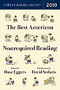 Best American Nonrequired Reading 2010