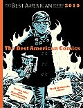 The Best American Comics 2010  Cover