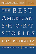 The Best American Short Stories (Best American Short Stories) Cover