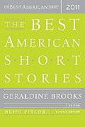 The Best American Short Stories 2011 Cover