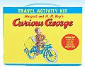 Curious George Travel Kit Book novelty