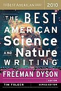 The Best American Science and Nature Writing (Best American Science &amp; Nature Writing) Cover