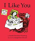 I Like You (Send a Story) Cover