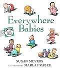 Everywhere Babies (Send a Story) Cover
