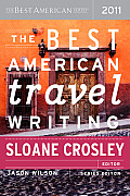 The Best American Travel Writing (Best American Travel Writing) Cover