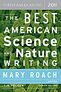 The Best American Science and Nature Writing 2011 Cover