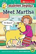 Martha Speaks Meet Martha Picture Reader