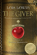 The Giver (Illustrated; Gift Edition) Cover