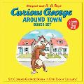 Curious George Around Town Box of 6