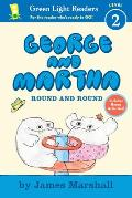 George and Martha: Round and Round