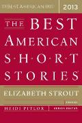 Best American Short Stories 2013 (13 Edition)