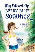 My Mixed Up Berry Blue Summer