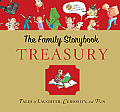 Family Storybook Treasury with CDs Tales of Laughter Curiosity & Fun