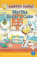 Martha Bakes a Cake (Green Light Reader - Level 2)