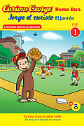Jorge El Curioso El Jonron/Curious George Home Run (Green Light Reader - Bilingual Level 1)