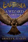 Earthsea Cycle #01: A Wizard of Earthsea Cover