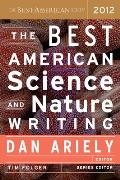 The Best American Science and Nature Writing 2012 Cover
