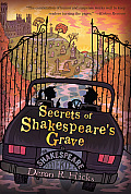 Secrets of Shakespeare's Grave (Secrets of Shakespeare's Grave) Cover