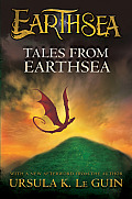 Earthsea Cycle #05: Tales from Earthsea Cover